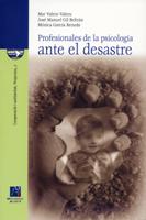 PROFESIONALES DE LA PSICOLOGÍA ANTE EL DESASTRE