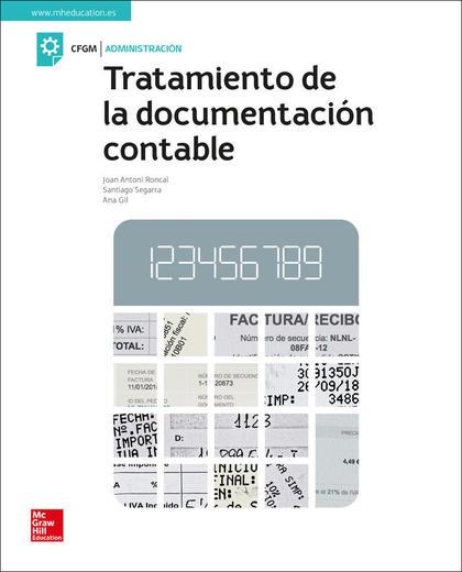 TRATAMIENTO DE LA DOCUMENTACION CONTABLE GM 2019