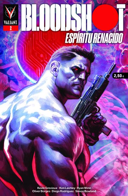 BLOODSHOT ESPÍRITU RENACIDO 2.