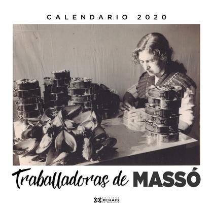 CALENDARIO XERAIS 2020. TRABALLADORAS DE MASSÓ.