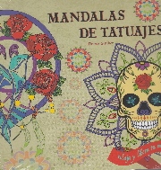 PACK 3 MANDALAS AFRICA NATURALEZA TATUAJES.