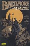 BALTIMORE 3, UN FORASTERO DE PASO Y OTRAS HISTORIAS