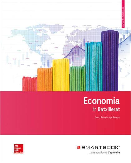 ECONOMIA 1 BACH VALENCIA. LIBRO DEL ALUMNO Y SMARTBOOK