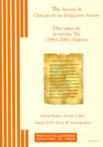 DIEZ AÑOS DE LA REVISTA ´ILU (1995-2005) : ÍNDICES