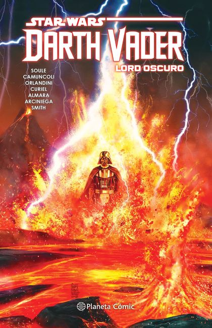 STAR WARS DARTH VADER LORD OSCURO TOMO Nº 04/04.