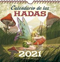 2021 CALENDARIO DE LAS HADAS.