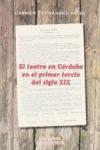 EL TEATRO EN CÓRDOBA EN EL PRIMER TERCIO DEL SIGLO XIX