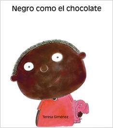 NEGRO COMO EL CHOCOLATE