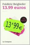 13´99 EUROS