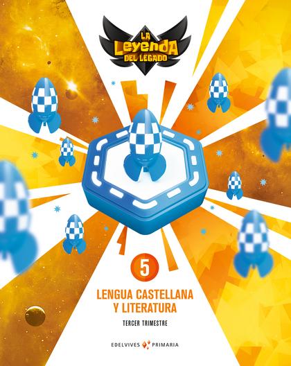 LENGUA 5º PRIMARIA 2018 (LEYENDA DEL LEGADO).