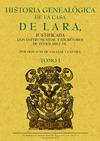 HISTORIA GENEALÓGICA DE LA CASA DE LARA (TOMO 1).