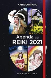 2021 AGENDA DEL REIKI.