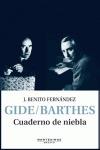 GIDE-BARTHES : CUADERNO DE NIEBLA