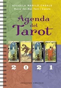 2021 AGENDA DEL TAROT.