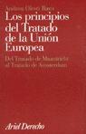 PRINCIPIOS DEL TRATADO UNION EUROPEA
