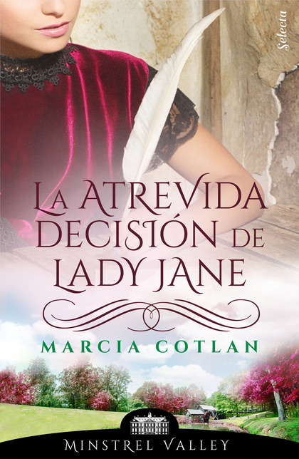 La atrevida decisión de Lady Jane (Minstrel Valley 14)