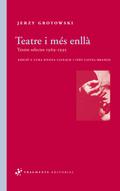 TEATRE I MÉS ENLLÀ : TEXTOS SELECTES 1969-1995