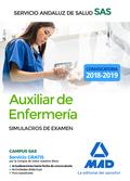 AUXILIAR ENFERMERÍA 2018 SAS SERVICIO ANDALUZ DE SALUD.