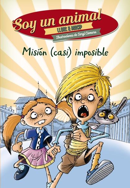 MISIÓN (CASI) IMPOSIBLE. SOY UN ANIMAL, 3