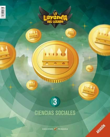 CIENCIAS SOCIALES 3º PRIMARIA 2018 (LEYENDA DEL LEGADO9.