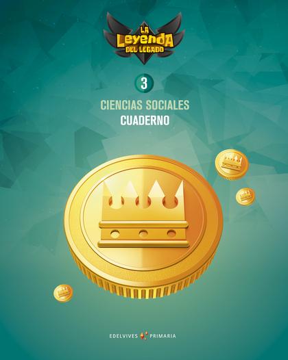 CUADERNO DE CIENCIAS SOCIALES 5º PRIMARIA 2018 (LEYENDA DEL LEGADO).