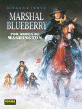 MARSHAL BLUEBERRY, POR ORDEN DE WASHINGTON