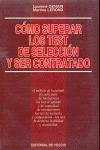 COMO SUPERAR LOS TEST DE SELECCION Y SER CONTRATADO