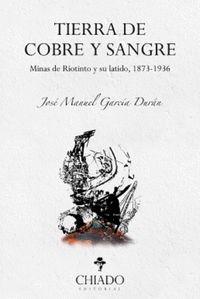 TIERRA DE COBRE Y SANGRE