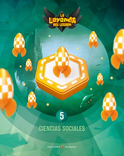 CIENCIAS SOCIALES 5º  GENÉRICO.
