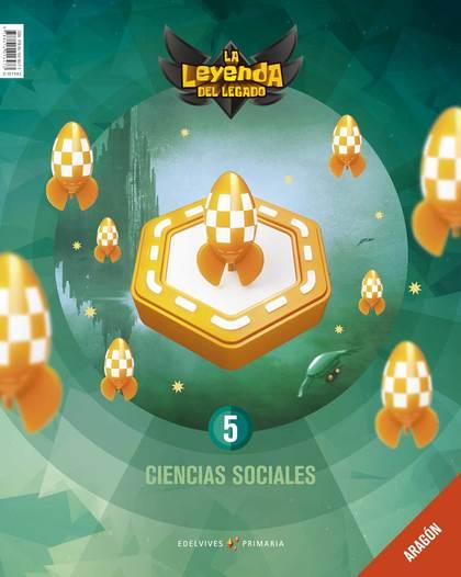 CIENCIAS SOCIALES 5º PRIMARIA 2018 (LEYENDA DEL LEGADO).