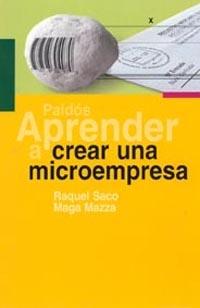 APRENDER A CREAR UNA MICROEMPRESA