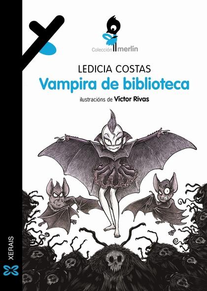 VAMPIRA DE BIBLIOTECA.