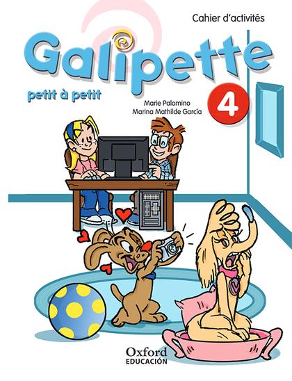 GALIPETTE PETIT 4ºPRIM CE