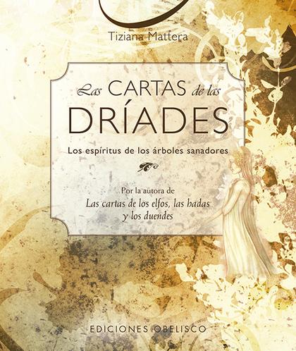 CARTAS DE LAS DRÍADES (N.E.). LIBRO + 44 CARTAS