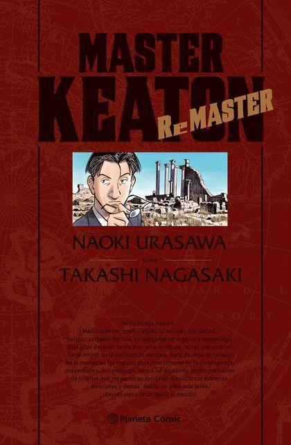 MASTER KEATON RE. MASTER.