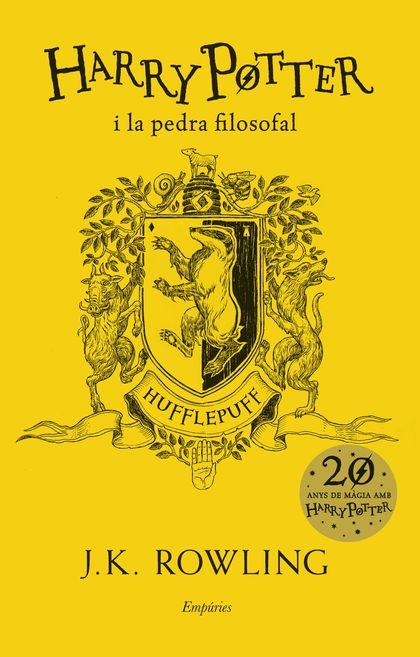 HARRY POTTER I LA PEDRA FILOSOFAL (HUFFLEPUFF).