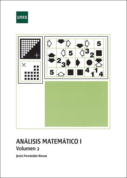 ANÁLISIS MATEMÁTICO I.
