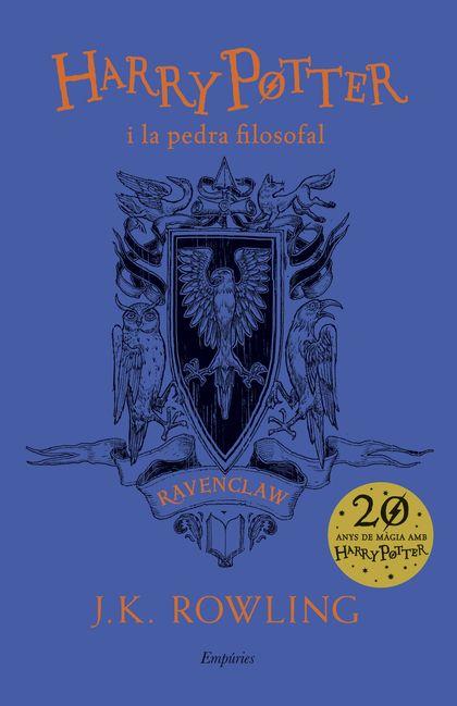 HARRY POTTER I LA PEDRA FILOSOFAL (RAVENCLAW).