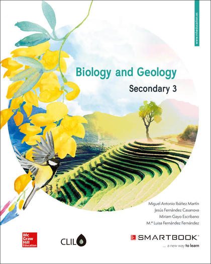 BIOLOGY AND GEOLOGY 3 ESO. STUDENTS BOOK