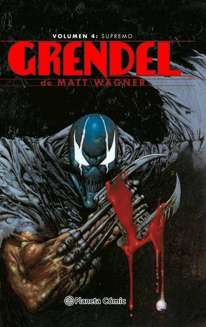 GRENDEL OMNIBUS Nº 04/04.