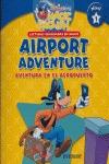 AIPORT ADVENTURE = AVENTURA EN EL AEROPUERTO