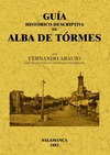 GUIA HISTÓRICO-DESCRIPTIVA DE ALBA DE TORMES