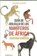 GUIA DE BOLSILLO DE LOS MAMIFEROS DE AFRICA.
