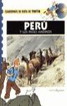PERU RUTA TINTIN