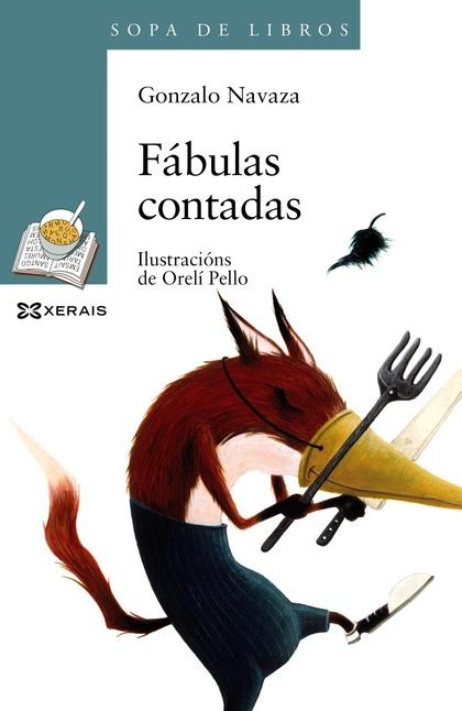 FÁBULAS CONTADAS.