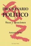 DICCIONARIO POLÍTICO