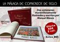 LA MALAGA DE COMIENZOS DE SIGLO 2 VOLUMENES