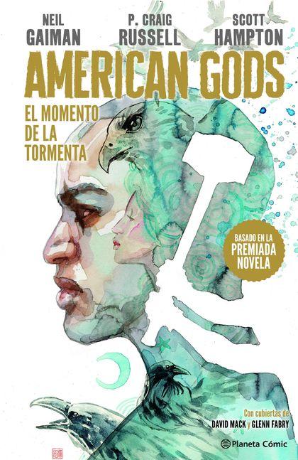 AMERICAN GODS SOMBRAS TOMO Nº 03/03. EL MOMENTO DE LA TORMENTA