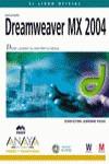 DREAMWEAVER MX 2004 VERSIÓN DUAL