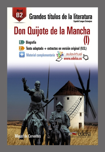 DON QUIJOTE DE LA MANCHA I.
